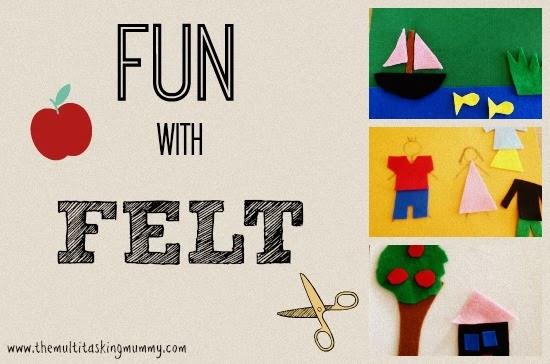 felt activity