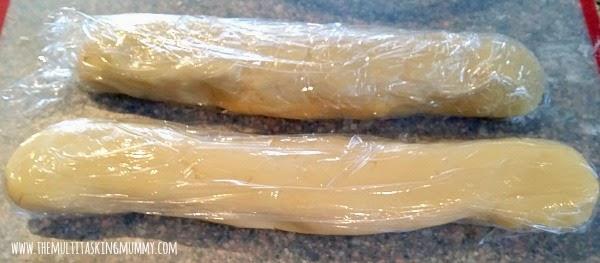 vanilla butter biscuits