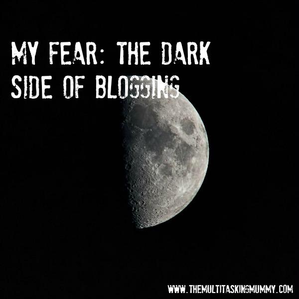 the dark side of blogging