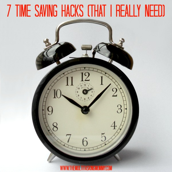 7 time saving hacks