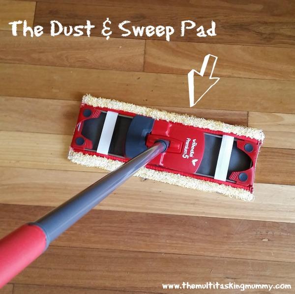 Vileda Premium 5 Dust & Sweep