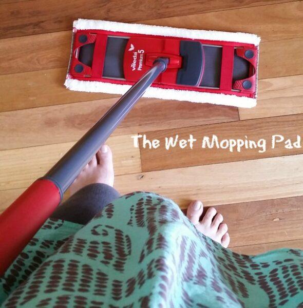 Vileda Premium 5 Wet Mop