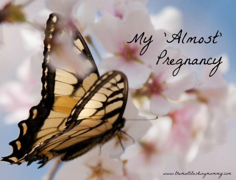 miscarriage my almost pregnancy