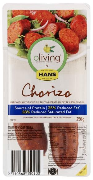 Oliving by Hans Chorizo