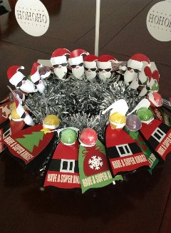 Christmas DIY Lollipops