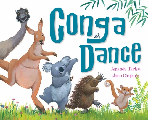 Conga Dance Amanda Tarlau Jane Chapman