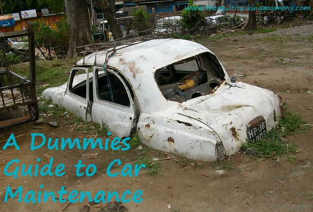 dummies guide to car maintenance