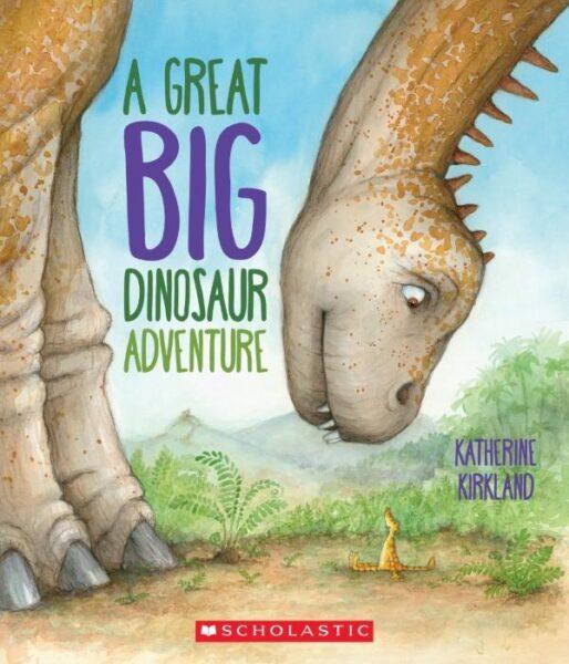 A Great Big Dinosaur Adventure