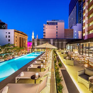 luxury overnight getaway Brisbane