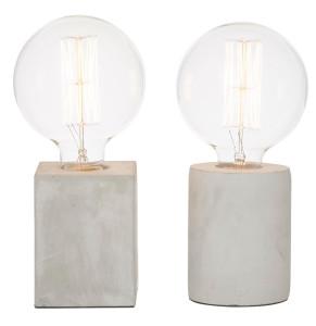 Amalfi Django Table Lamp - 2 Asst (2)