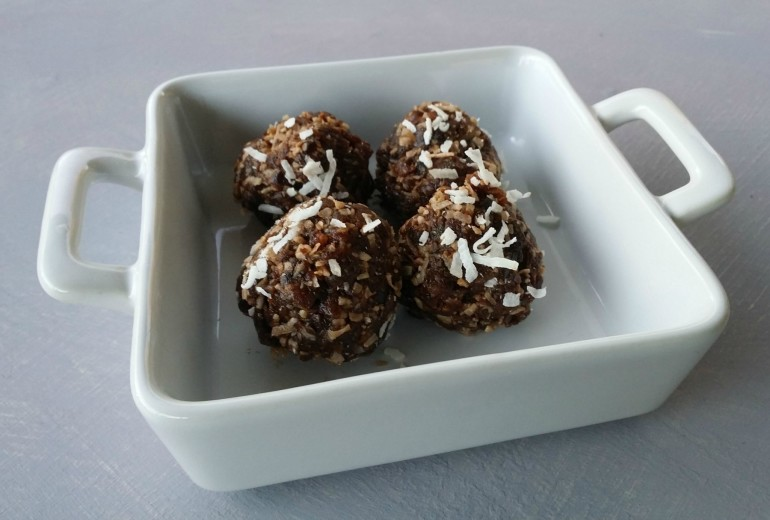 bellini intelli bliss balls recipe