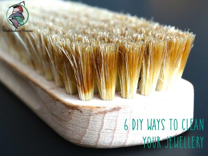 6 DIY Ways To Clean Your Jewellery