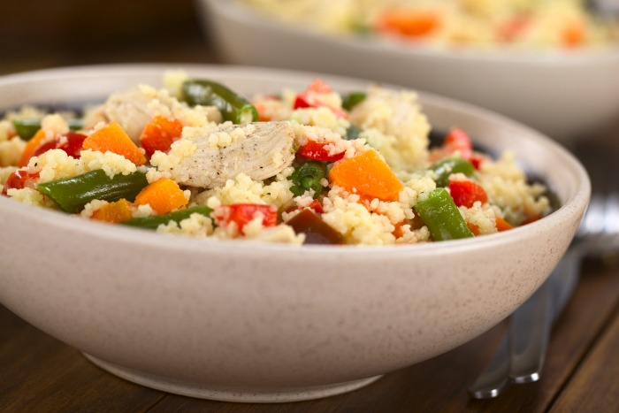 chicken couscous