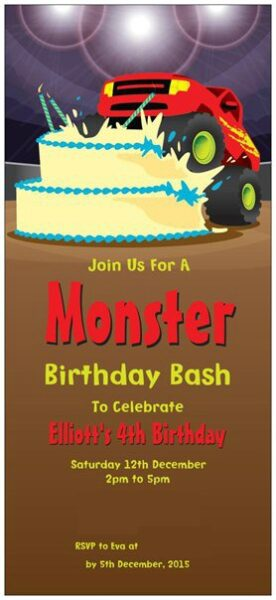 epic monster truck birthday party ideas the multitasking woman