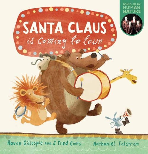 Santa Claus is Coming To Town Book