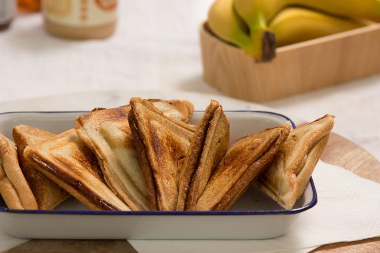Banana Jaffle Recipes