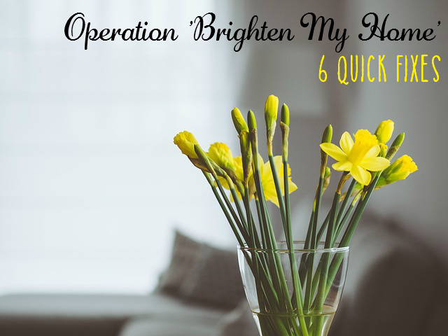 Operation 'brighten my home'