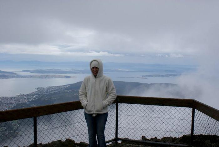 Tassie - Mount Wellington