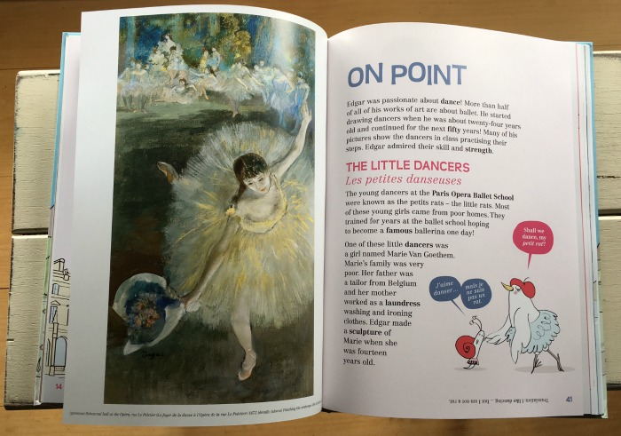 Degas An Art Book for Kids 2