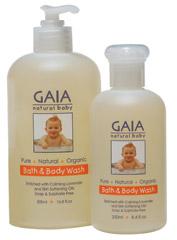 GAIA bath_and_body_wash_set