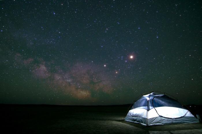 what to take camping