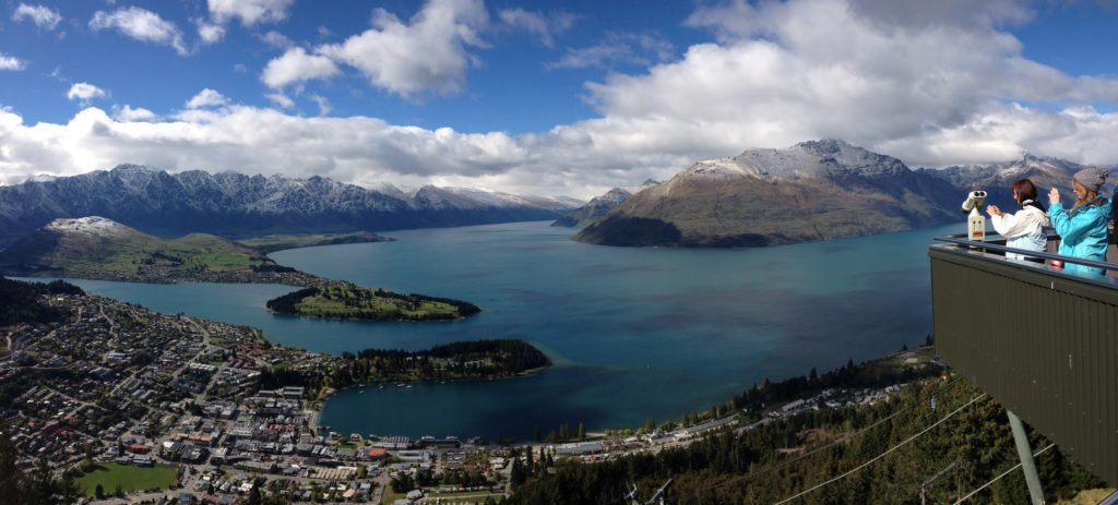 Queenstown Lake Wanaka