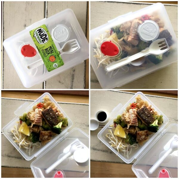 Nude Food Movers Meal Box Review