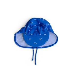 Plum Collections Whale Sun Cap