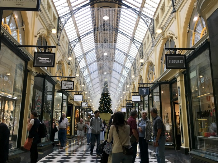 The Royal Arcade Melbourne