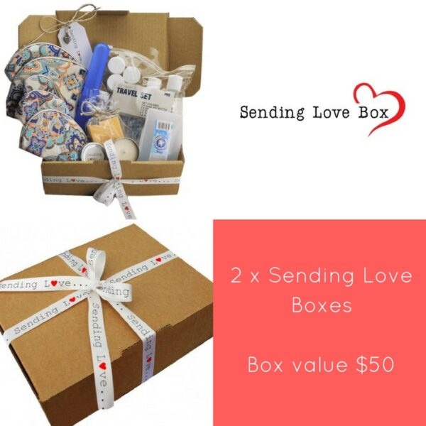 sending love subscription boxes