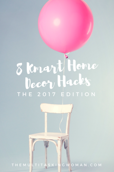 kmart home decor hacks
