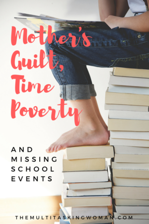 mother's guilt time poverty