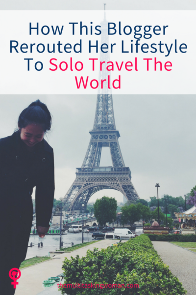 solo travel the world