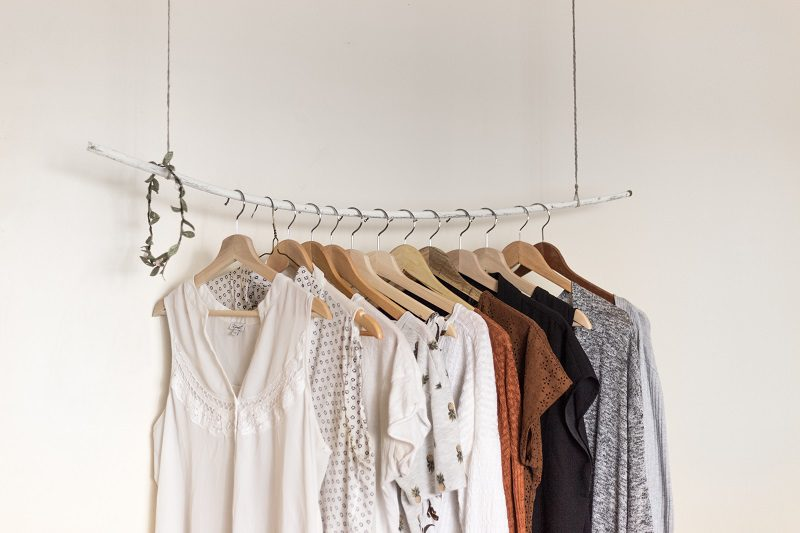 how to declutter your wardrobe 2