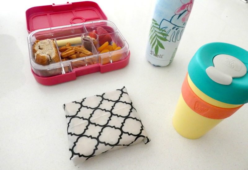 rubbish free lunch box