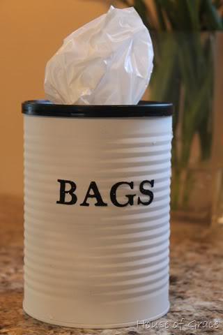 plastic bag holder formula ti