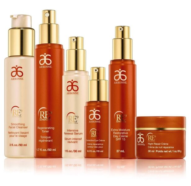 Arbonne Anti-ageing skincare