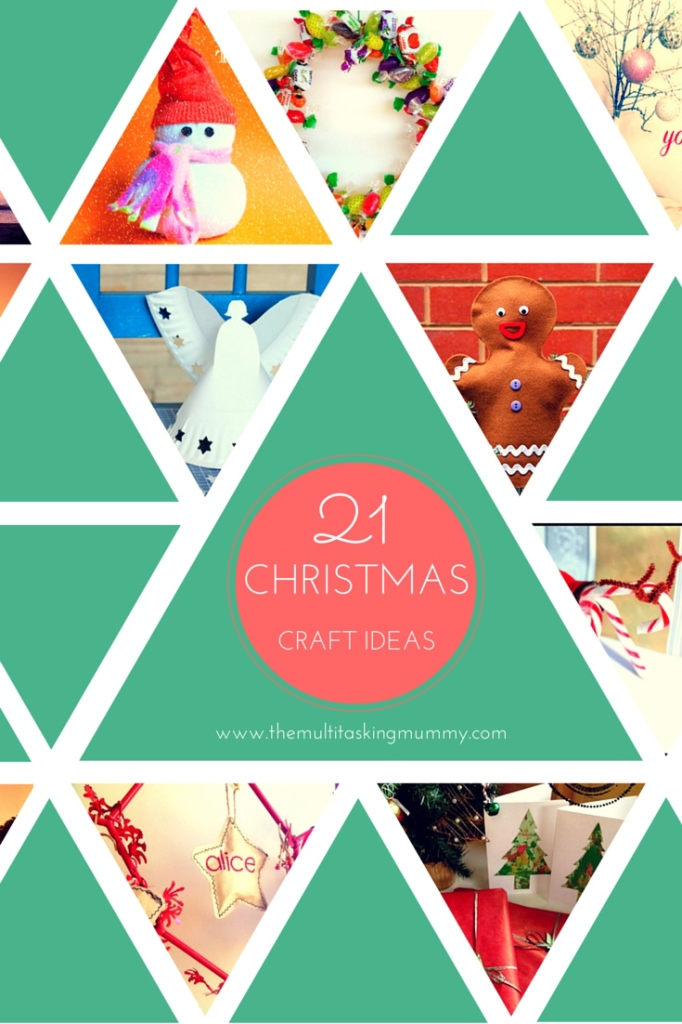 21 Christmas Craft Ideas