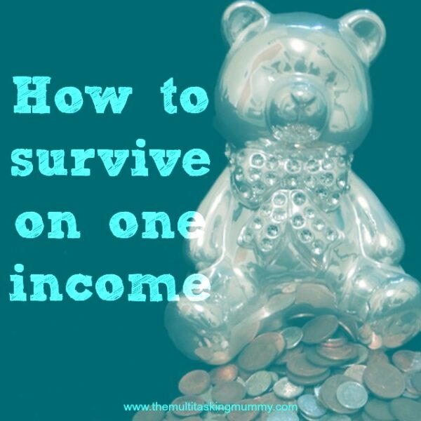 Survive on One Income