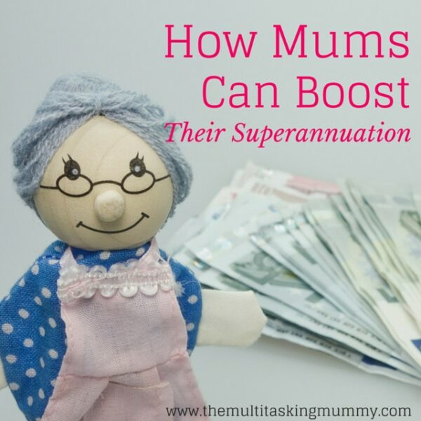 womens mums superannuation