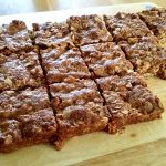 Bellini Intelli Recipe ANZAC Slice