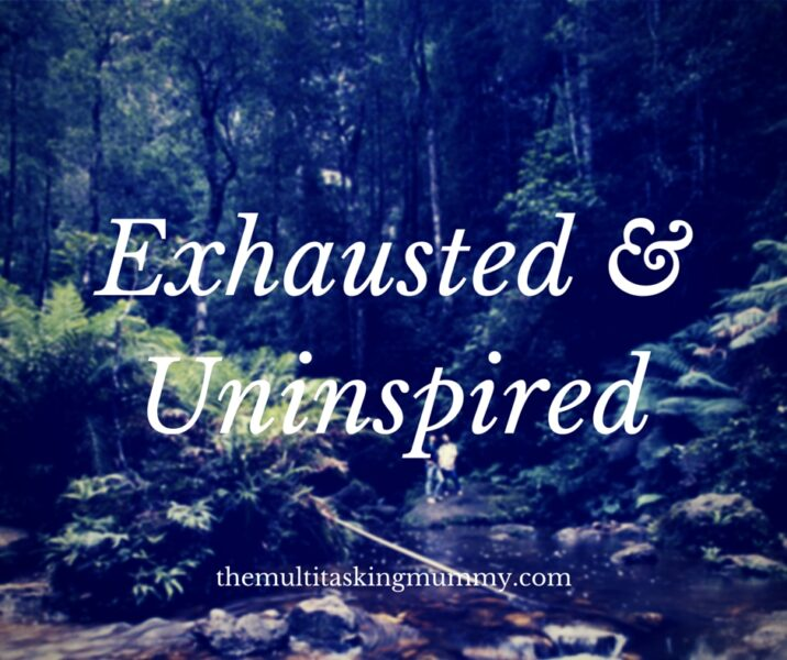 Exhausted & Uninspired (2)