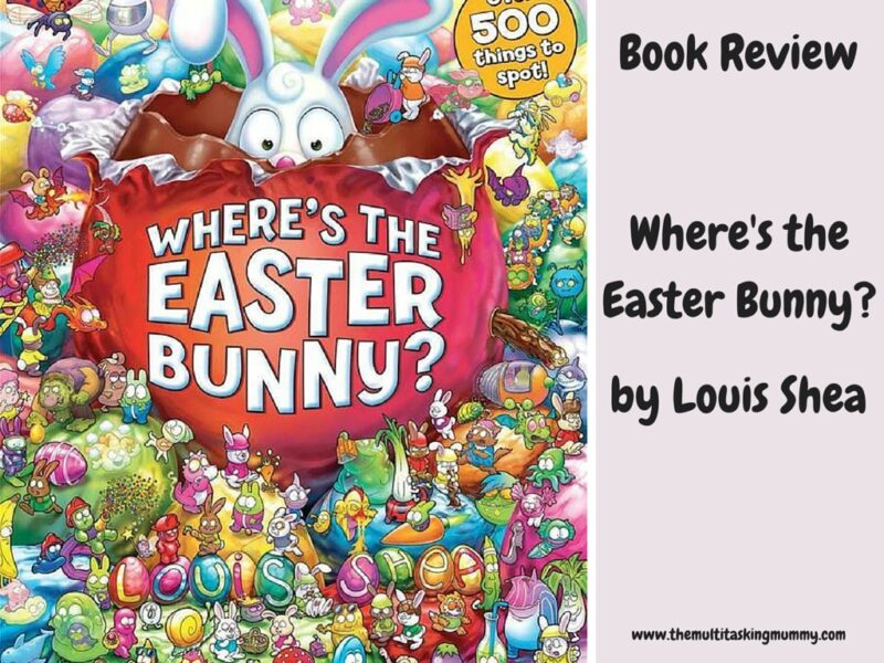 Where's the Easter Bunny Book Review
