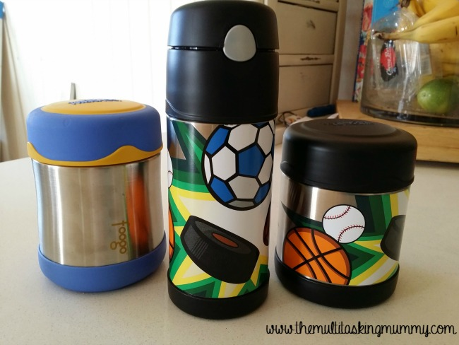 Thermos Funtainer Thermos foogo