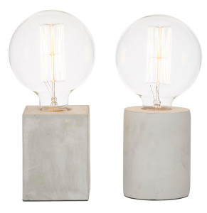 Amalfi Django Table Lamp - 2 Asst (2)