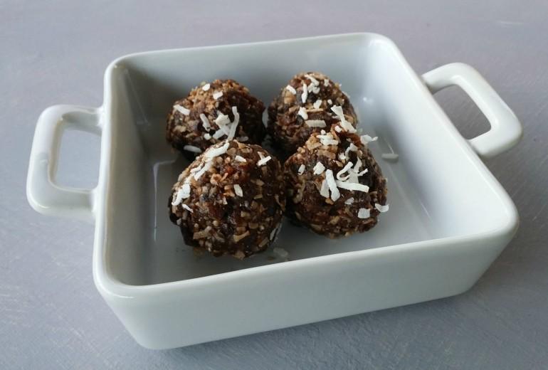 bellini intelli bliss balls recipe