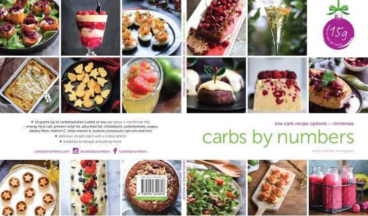 carbs by numbers Christmas