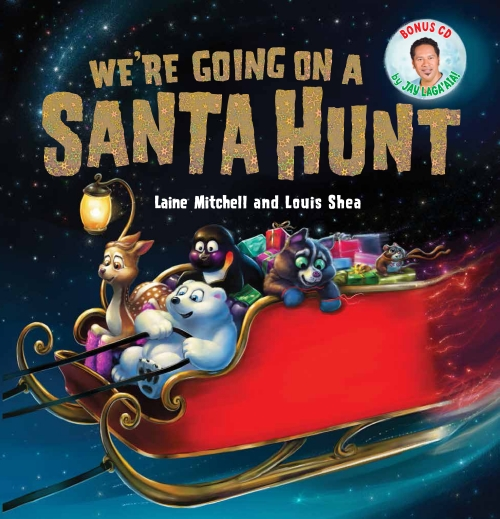 were going on a santa hunt by Alex Field