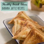 Banana Jaffles Recipe