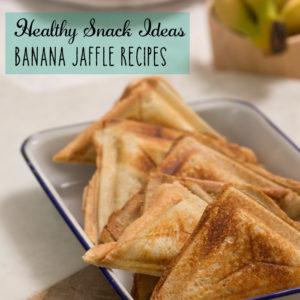 Banana Jaffles Recipe
